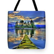 Island Adventure Tote Bag