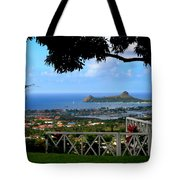 Island Bay Tote Bag