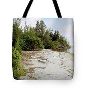 Island - Beach Tote Bag
