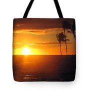 Island Breeze Tote Bag by Athala Carole Bruckner