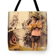 Island Children Tote Bag