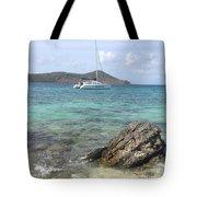 Island Dreaming Tote Bag