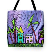 Island Dreams Tote Bag