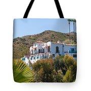 Island Hacienda Tote Bag