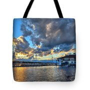 Island Heights  Tote Bag