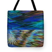 Island High Inverted Colours Tote Bag