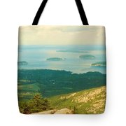 Island Hopping Tote Bag