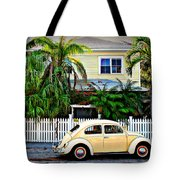 Island House Tote Bag