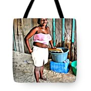 Island Laundry Tote Bag by Beauty For God