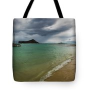 Island Living Tote Bag
