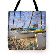 Island Mood Tote Bag
