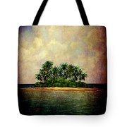 Island Of Dreams Tote Bag