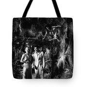 Island Of Lost Souls 1932 Leila Hyams Richard Arlen Kathleen Bur Tote Bag