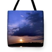 Island Peace Tote Bag