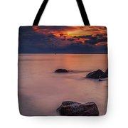Island Retreat Tote Bag
