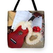 Island Style Christmas Tote Bag