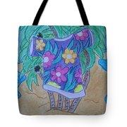 Island T-shirt Tote Bag