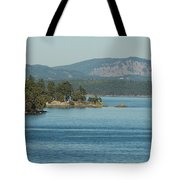 Islands And Mainland Tote Bag