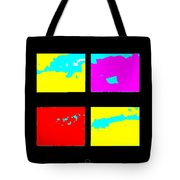 Islands Tote Bag by Eikoni Images
