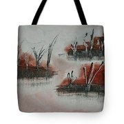 Islands In The Steam  Tote Bag