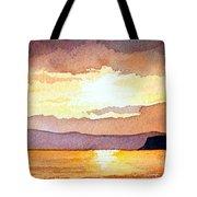 Islay And Cara From Kintyre Scotland Tote Bag