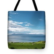 Isle Of Arran Under Cloud Tote Bag
