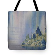 Isle Of Reflection Tote Bag