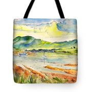 Isle Of Skye 01 Tote Bag