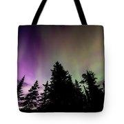 Isle Royale Aurora  Tote Bag