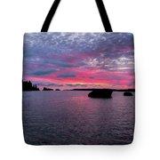 Isle Royale Belle Isle Dawn Tote Bag