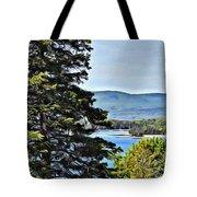 Islesboro View  Tote Bag