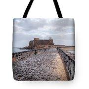 Islote De Los Ingleses - Lanzarote Tote Bag
