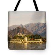 lake Maggiore, Borromean island, Piedmont Italy Tote Bag
