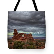 Isolated Arch Tote Bag