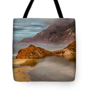 Isolated Cove Tote Bag