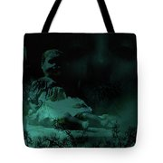 Isolation From Within Tote Bag