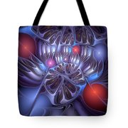 Isolation Of Dogmatic Acceptance Tote Bag