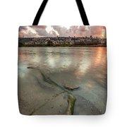 Israel Coast Tote Bag