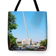 Israel, Jerusalem  Tote Bag