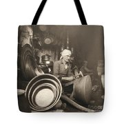 Israel: Metal Workers, 1938 Tote Bag