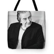 Israel Prime Minister Golda Meir 1973 Tote Bag