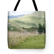 Isskogel Mountain Peak  Tote Bag