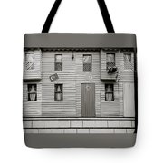Istanbul House Tote Bag
