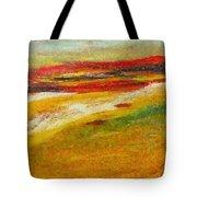 Istrian Landscape Tote Bag