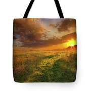 It Hitches The Soul To The Stars Tote Bag