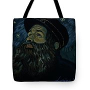 It Is A Whole Other World Up There Tote Bag