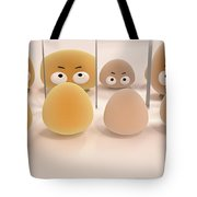 It Is All Relative Tote Bag