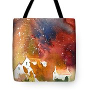 It Is Always Snowing Somewhere 01 Tote Bag