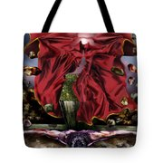 It Is Finished Tote Bag by Reggie Duffie