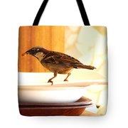 It Is My Turn Tote Bag
